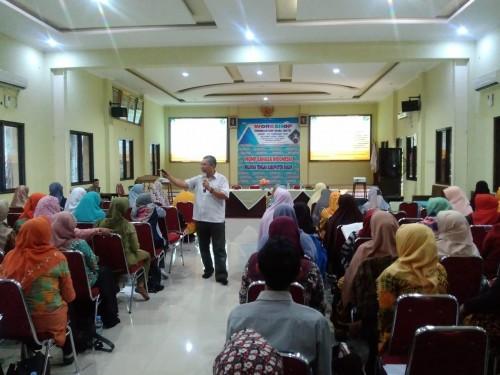 MGMP BAHASA INDONESIA GELAR WORKSHOP