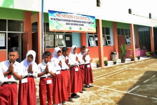 Kabupaten Bogor Kekurangan Ribuan Guru SD