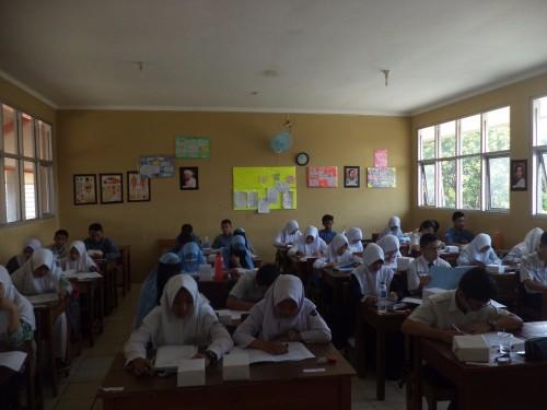 Dapat Bantuan, Disdik Fokus Rehabilitasi Ruang Kelas